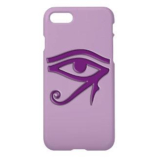 Ojo de la caja del teléfono celular del Ra Funda Para iPhone 7