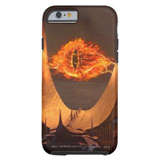 Ojo de la torre de Sauron Funda De iPhone 6 Tough