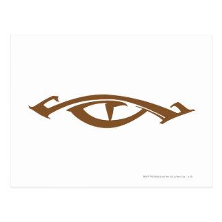 Ojo de Sauron Postal