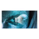 Ojo de Techology Tarjetas Con Fotos Personalizadas