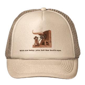 Ojo de toros gorras