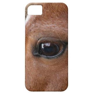 Ojo del caballo funda para iPhone SE/5/5s