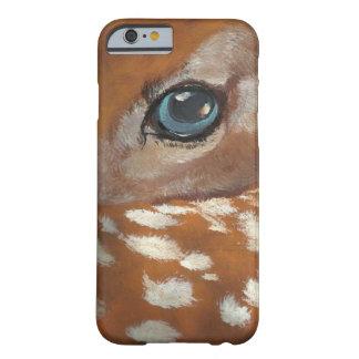 Ojo del cervatillo funda barely there iPhone 6