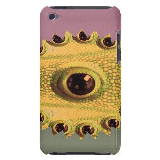 Ojo del DRAGÓN: Colores profesionales del final iPod Touch Fundas