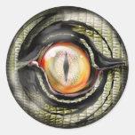ojo del dragón pegatinas