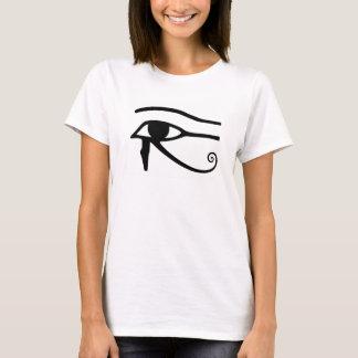 Ojo del tanque de las señoras de Horus Camiseta