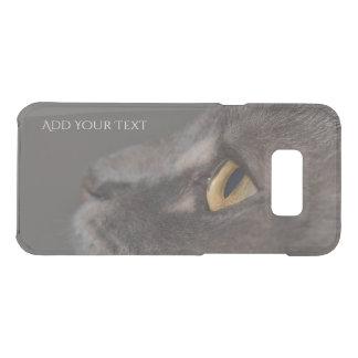 Ojo-Macro del gato de Shirley Taylor