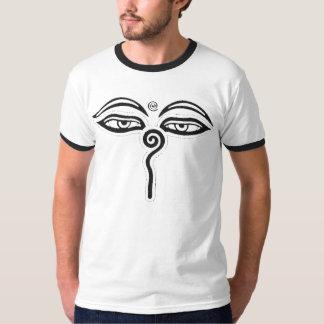 Ojos de Buda Camisetas
