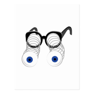 Ojos de Google Postales