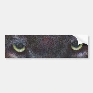Ojos de Hyptnotist Pegatina Para Coche