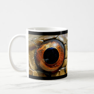 ¡Ojos de serpiente! Taza De Café