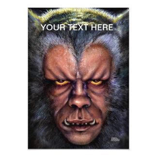 Ojos del hombre lobo comunicado personal
