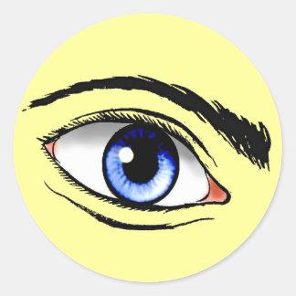 Ojos Etiquetas