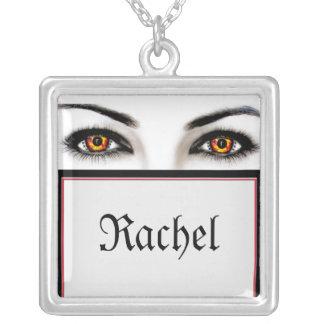 Ojos traviesos Halloween de la mujer de Witchy Joyeria Personalizada