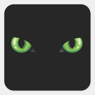 Ojos verde