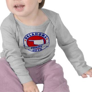 Oklahoma Rick Perry Camiseta