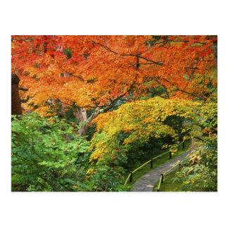 Okochi Sanso, Arashiyama, Kyoto, Japón 2 Postal