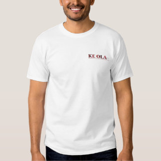 Ola de KE de los hombres Camisetas