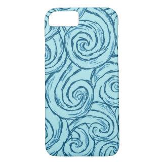 Olas oceánicas funda iPhone 7