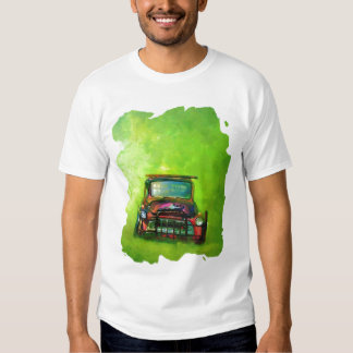 Old Car Camisas