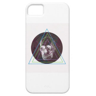 Old skull funda para iPhone SE/5/5s