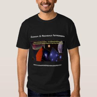 Oldham de los hombres y camiseta de Rochdale Astro