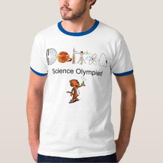 Olimpiada 2010-2011 de la ciencia camisetas