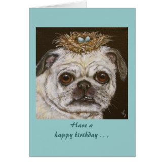 Olivia la tarjeta de cumpleaños divertida del