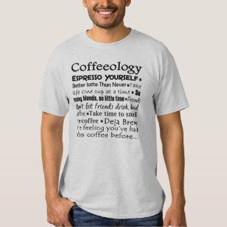 ology del café camiseta