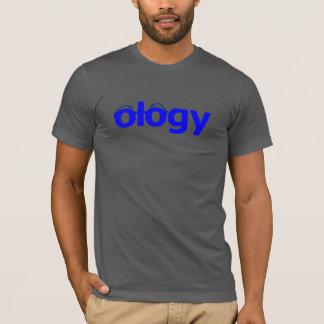 Ology Geeky de la camiseta de la ciencia