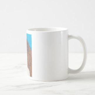 Olor del rosa taza de café
