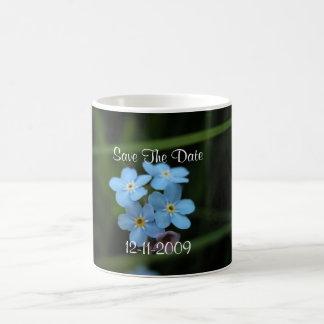 Olvide que no las flores ahorra la taza de café de