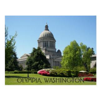 Olympia, foto del viaje del estado de Washington Postal
