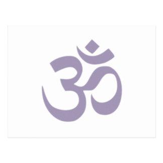 OM - Yoga Postal