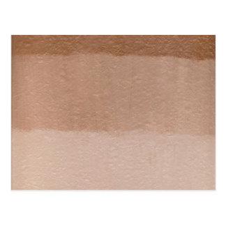 Ombre color de rosa polvoriento postal