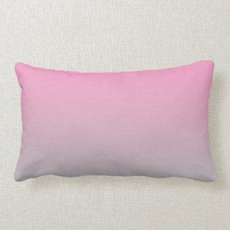 """""""Ombre rosado y gris"""" Almohadas"""