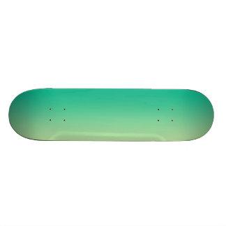 Ombre verde monopatines personalizados