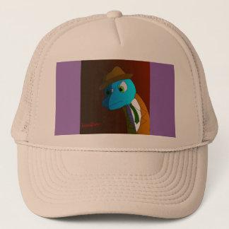 Omega el gorra del camionero de la serpiente