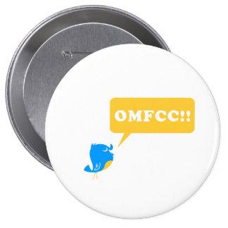 ¡OMFCC!! botón Pin