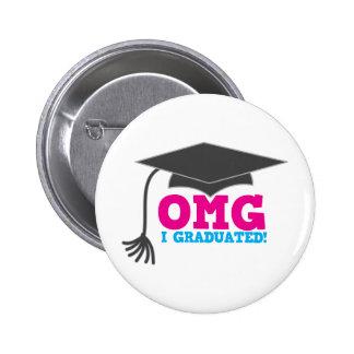 OMG I graduado Pin