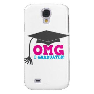 OMG I graduado Funda Para Galaxy S4