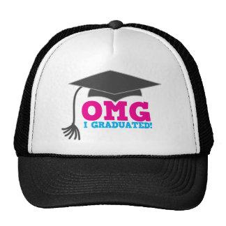 OMG I graduado Gorras