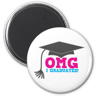 OMG I graduado Imán