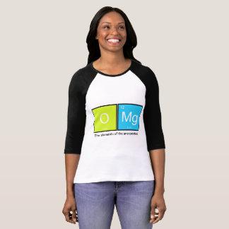 ¡OMg! Los elementos del inesperado - camisa