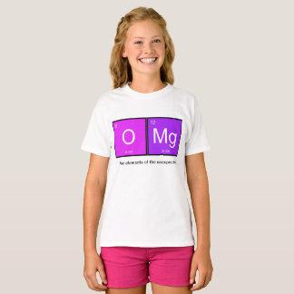 ¡OMg! Los elementos del inesperado - camisa V2