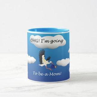 OMG voy a ser una taza de la mamá