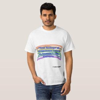 Omnipotencia Camiseta
