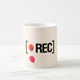 On the record taza de café