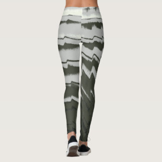 Ondas cerebrales leggings