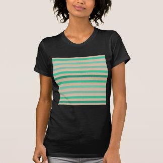 Ondas de la aguamarina camisetas